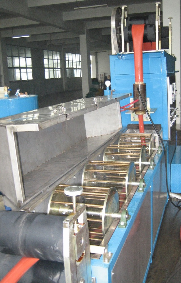 China Heat Shrinkable Tubing Manufacturer Continuous